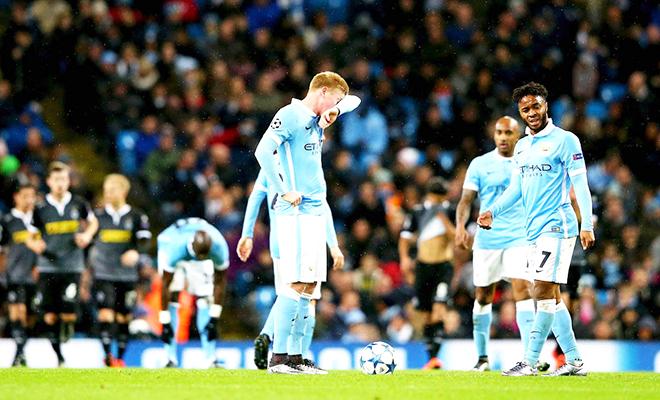 Man City chưa hẳn đã lột xác ở Champions League