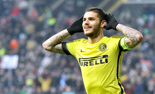 Inter thắng Udinese 4-0: Mauro Icardi - Tham vọng của anh đâu?