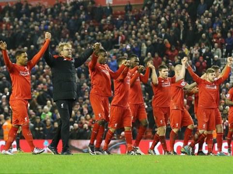 CHÙM ẢNH: Klopp gây ấn tượng với màn tri ân CĐV Liverpool