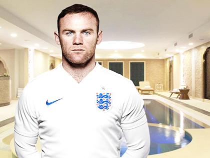 Vì giấc mơ vô địch EURO 2016, tuyển Anh khổ nhọc tìm... khách sạn