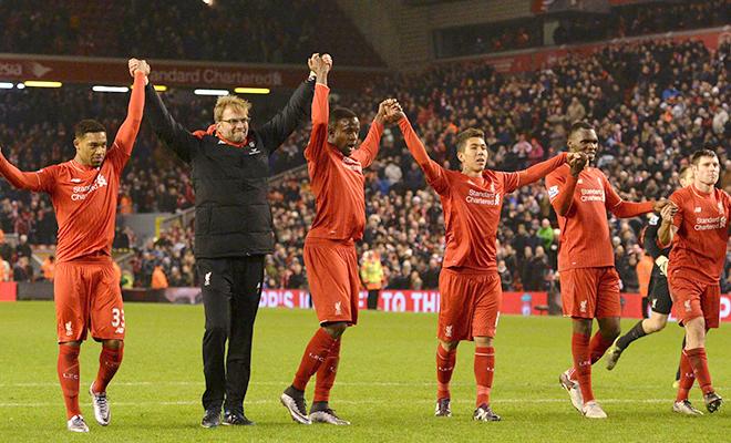 Phải chăng Klopp… ăn mừng quá nhiều ở Liverpool?