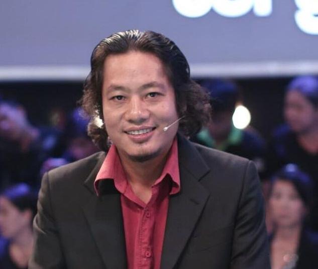 Nhà báo Trần Hải