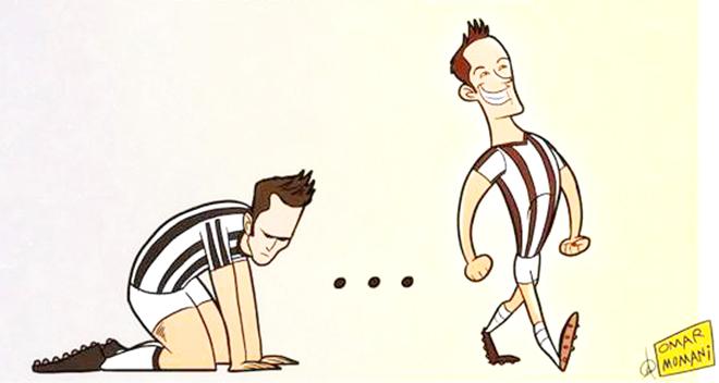 Cuộc đua vô địch: Khi Juventus vẫn 'sướng' nhất Serie A
