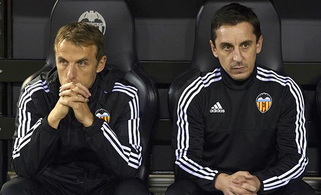 Valencia: Bây giờ, cuộc chiến khốc liệt mới bắt đầu với Gary Neville