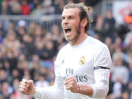 Gareth Bale không xoàng như Ronaldo