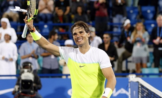 Nadal: 'Quên 2015 đi, hãy xem tôi trong năm 2016'