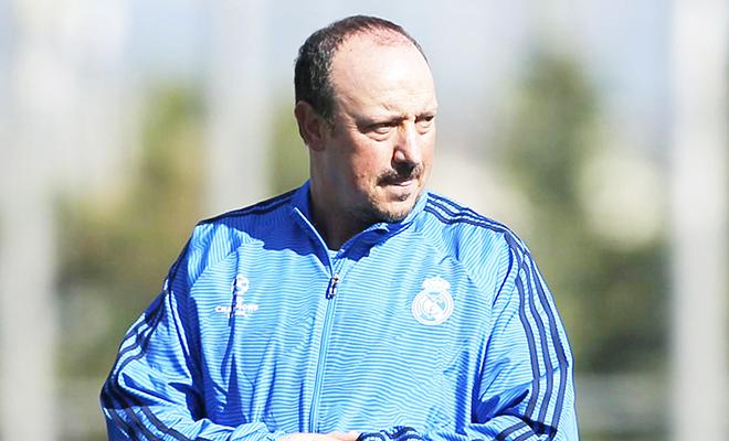 Real Madrid: Benitez chưa bao giờ là giải pháp của Perez