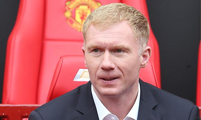 Man United: Van Gaal thay đổi vì bị Scholes mắng?