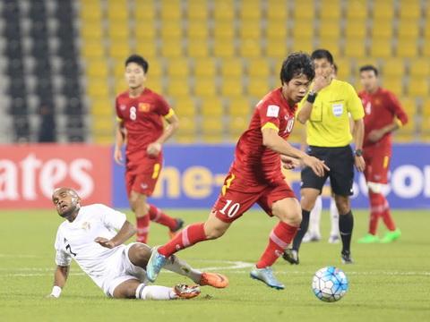 VIDEO: 'Messi Việt Nam' lu mờ trước hàng thủ U23 Jordan