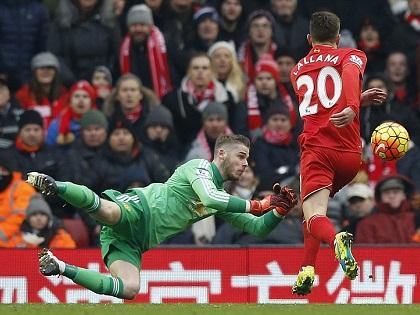 Chiêm ngưỡng những pha cứu thua xuất thần của De Gea trong trận gặp Liverpool