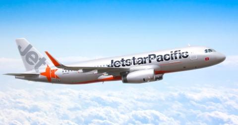 Jetstar Pacific được bình chọn là hãng hàng không giá rẻ tốt năm 2015
