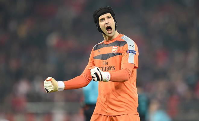 Cech -  sức mạnh của Arsenal