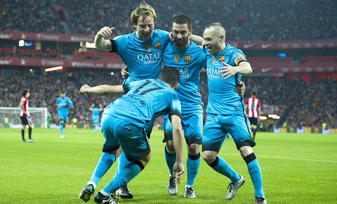 Barcelona thật sự vô đối?