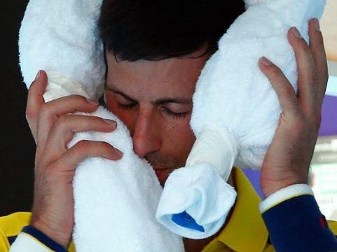 Murray: 'Cáo buộc dàn xếp tỷ số đang gây áp lực lên Djokovic'