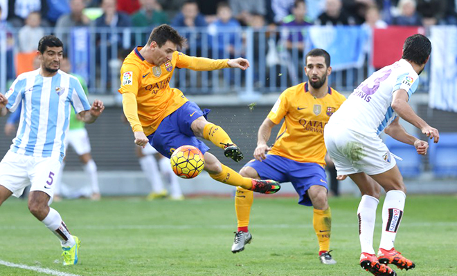 Leo Messi: Nghệ sĩ và chiến binh