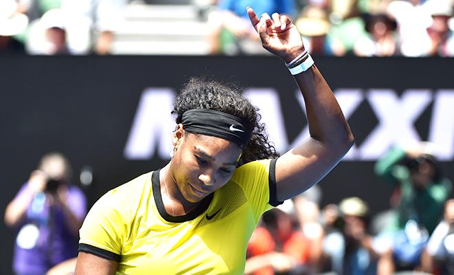 Serena đánh bại Sharapova: Quan trọng là vui!