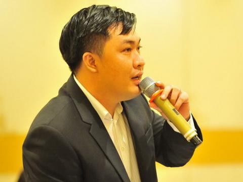'Bắt mạch' Tổng Giám đốc VPF và Trưởng giải trước V-League 2016