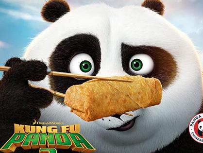 Bản phim 'Kung Fu Panda 3' lồng tiếng Hoa xâm chiếm Bắc Mỹ