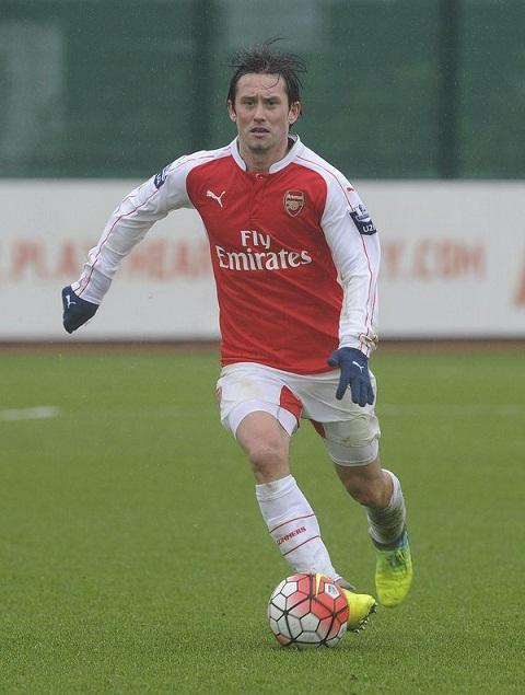 Rosicky coi như đã chia tay Arsenal sau 10 năm gắn bó