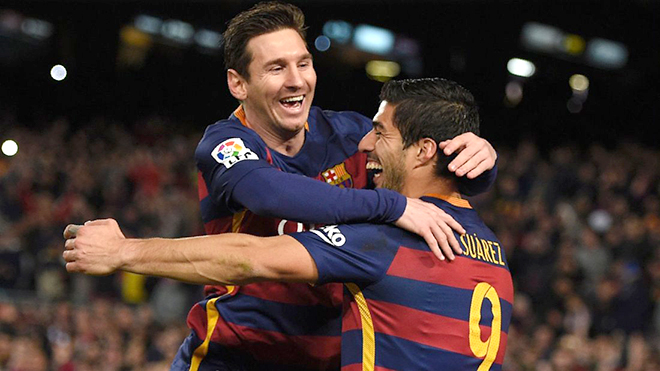 Hãy tận hưởng Messi khi còn có thể!