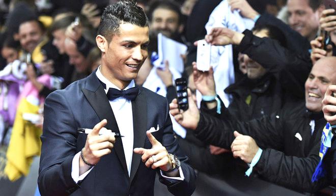 Ronaldo chưa từ bỏ giấc mộng đóng phim, trở thành siêu sao Hollywood