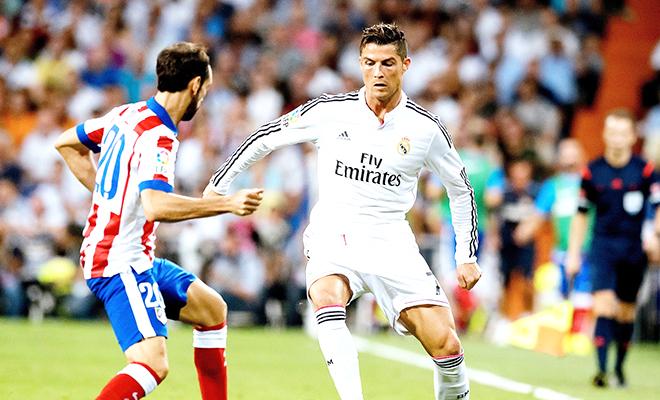 Hàng công Real Madrid: Ronaldo đang hay, nhưng Atletico là ám ảnh