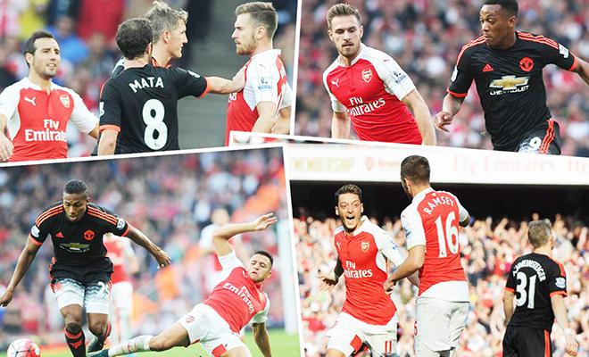 21h05 ngày 28/2, Man United - Arsenal: Ai cần 'hứng tình' hơn?