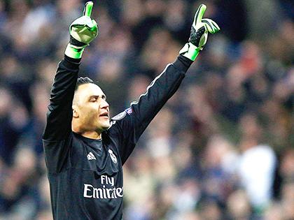 Real Madrid: Khi Keylor Navas xuất sắc hơn Van der Sar