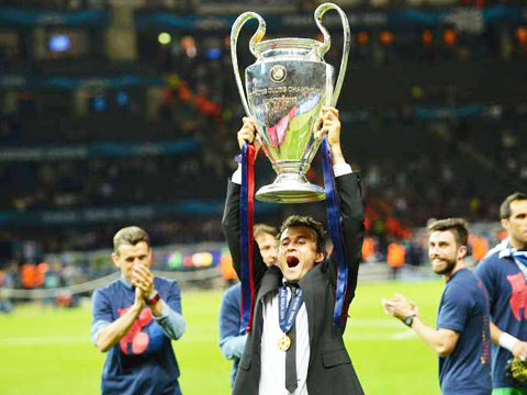 Nhà cái đồng loạt gọi tên Barca, Bayern