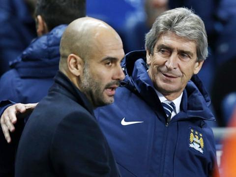 Thuyết âm mưu: Man City sụp đổ vì Pellegrini cố tình 'chơi' Guardiola