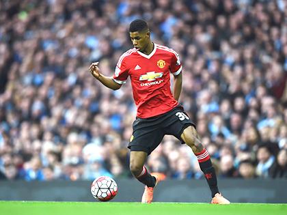 Man United: Đến trận lớn, Rashford lại tỏa sáng