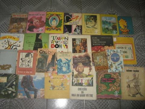 10 tấn sách cũ đổ bộ 'Không gian sách cũ Hà Nội' - ảnh 1