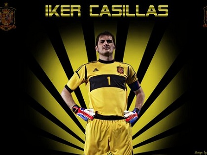 Iker Casillas lập kỉ lục mới ở tuyển Tây Ban Nha
