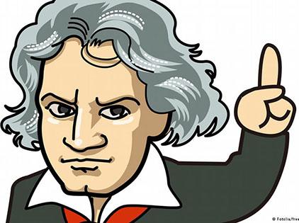 Beethoven đã vượt Mozart để trở thành nhà soạn nhạc nổi tiếng nhất