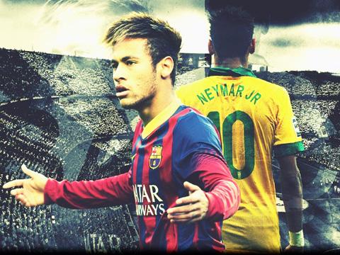 Brazil và Barcelona lại căng thẳng vì Neymar