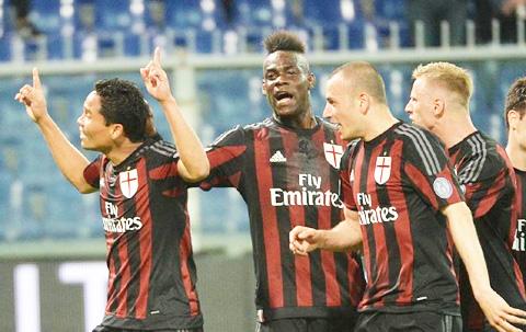 AC Milan vs Carpi