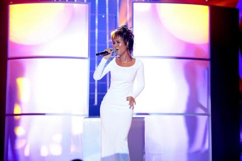 Võ Hạ Trâm về nhất vì… khác Whitney Houston