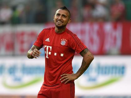 Arturo Vidal CẢM THẤY Bayern Munich sẽ vô địch Champions League