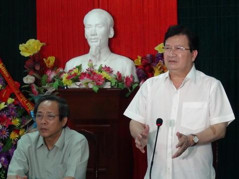Phó Thủ tướng Trịnh Đình Dũng: Thuê thêm tư vấn nước ngoài tìm rõ nguyên nhân vụ cá chết
