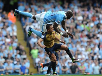 Man City 2-2 Arsenal: Kiếm 1 điểm, Arsenal gần như chắc suất Top 4