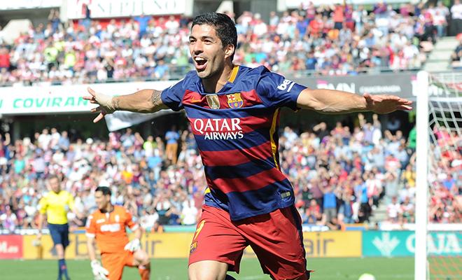 Luis Suarez xứng đáng nhận Quả bóng Vàng
