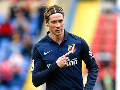 Atletico Madrid: Những ngày tươi đẹp của Torres