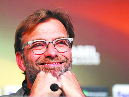 Liverpool: Juergen Klopp & sức mạnh của nụ cười