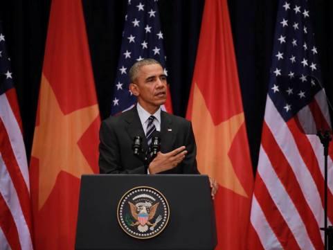 Nhà sử học Dương Trung Quốc nói về bài phát biểu của TT Obama - ảnh 1