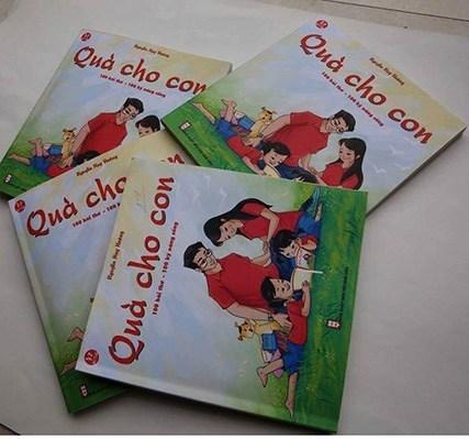 Giật mình với 100 bài thơ 'Quà cho con' của 'Bút tre thời nay' Nguyễn Huy Hoàng