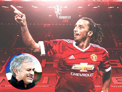 Man United: Ibrahimovic là giải pháp ngắn hạn, nhưng vẫn tốt