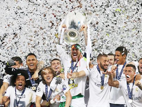 Real Madrid 1-1 Atletico Madrid (Pen: 5 – 3) – Những khoảnh khắc đáng nhớ của cú Undecima