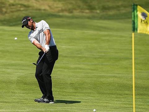 Golf: 'Short-game' không dùng để biểu diễn