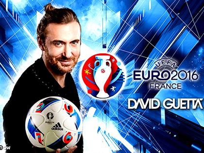 Khai mạc EURO 2016: Tôn vinh niềm tự hào Pháp