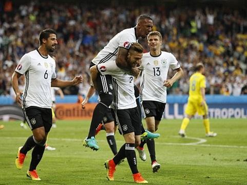 ĐIỂM NHẤN Đức 2-0 Ukraine: Cảm hứng Kroos và sức mạnh từ sự đa dạng